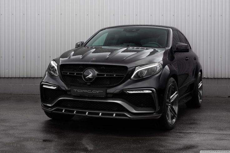 2016 TopCar Mercedes-Benz GLE…