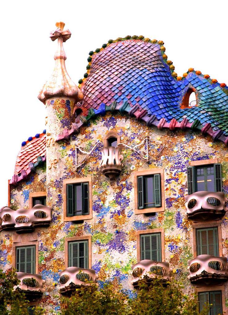 casa batlló | Casa-Batllo it's so . . . so . . .so something fantatic! YES!