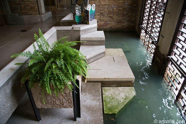 Carlo scarpa fondazione querini stampalia architecture - Carlo scarpa architecture and design ...