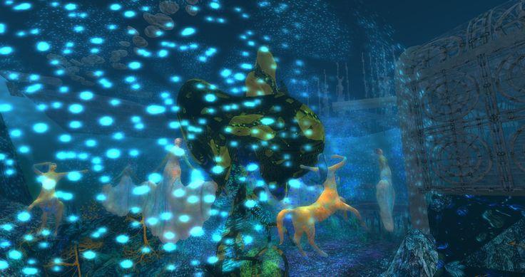 https://flic.kr/p/GVV4po   Fantasy Faire 2016   Sim: Sapphire Mirror Lake
