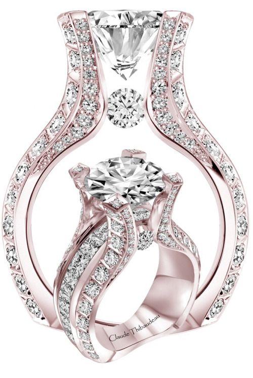 Best 25 Huge diamond rings ideas on Pinterest Huge wedding