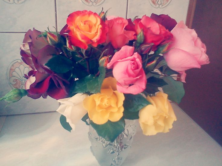 #bouquet_of_roses