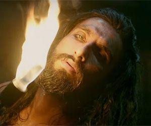 Ranveer Singh on 'Padmavati' trailer: It's a result of blood, sweat and tears https://goo.gl/8aoA2z