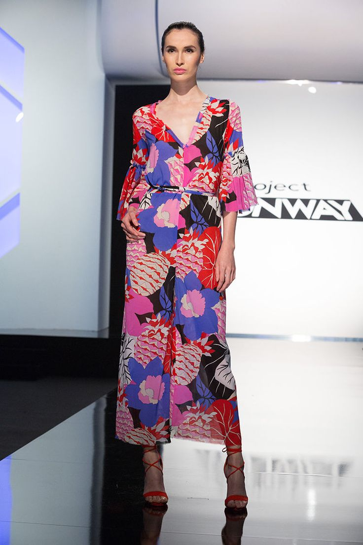 Project Runway Season 15 Ep. 12 Best Western/Get Weird in Austin Outfit Designed by Erin Robertson. Week 12 Outfit by designer Erin Robertson. Designer: Erin Robertson. Project Runway has teamed up with the Robin Hood Foundation on their mission to fight poverty by raising money to create programs and schools for families in New York's poorest neighborhoods. | eBay!