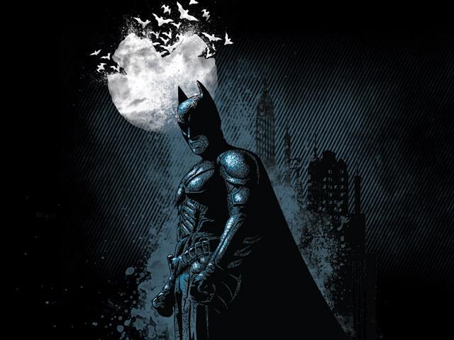 Batman is the coolest: Appeal Men, Gotham Cities, Contest Winner, Tshirt Design