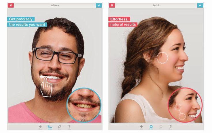 10 Aplicaciones de Edición de Fotos para arreglar Las Imperfecciones Del Rostro Fácilmente