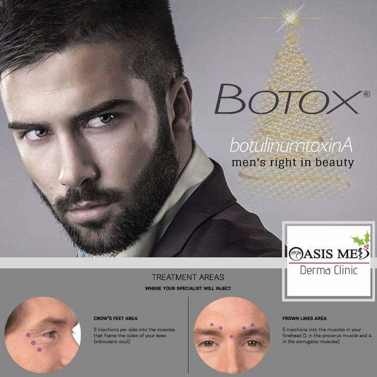 "★★XMAS🎄BOTOX® για ΑΝΔΡΕΣ  ""Σβήνει"" και Προλαμβάνει τις #ρυτίδες έκφρασης (μέτωπο, περιοχή ματιών και μεσόφρυου). ☎ (+30)2810 301777 • https://dermaclinic.oasismed.gr/el/epikoinwnia  - - - - - - - - - - - - - - -  Botox® for Men #brotox #μπότοξ #filler #ανδρική #ομορφιά #χριστούγεννα #γιορτές #άνδρας #αντιγήρανση #δερματολόγος #Αισθητική #Ιατρική #δερματολογικό #λάμψη #πρόσωπο #κρήτη #ηράκλειο #χανιά #ρέθυμνο #άγιοςνικολαος"