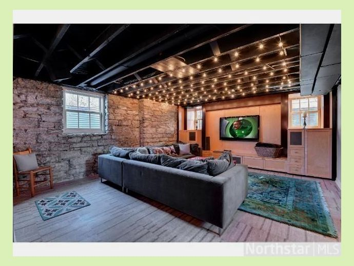 34 Finished Basement Ideas For Your Next Remodeling Project In 2020 Basement Remodel Diy Basement Remodeling Basement Makeover