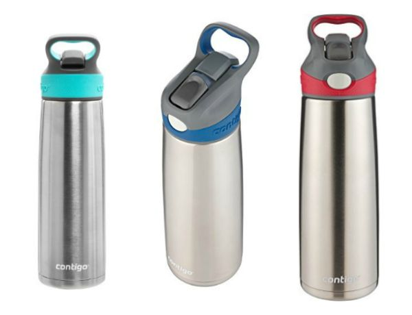 contigo insulated water bottle