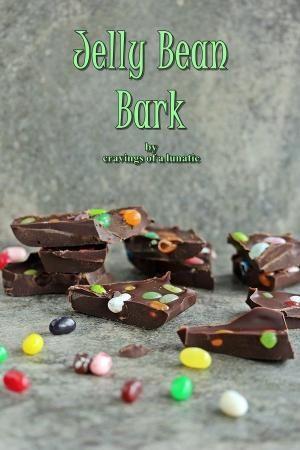 Easter Jelly Bean Bark by Kimara
