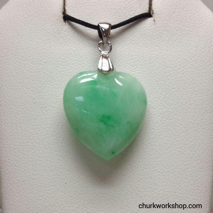 29 best jade pendant images on pinterest jade pendant pendant jadeite apple green color jade heart heart pendant green jade heart heart pendant mozeypictures Choice Image