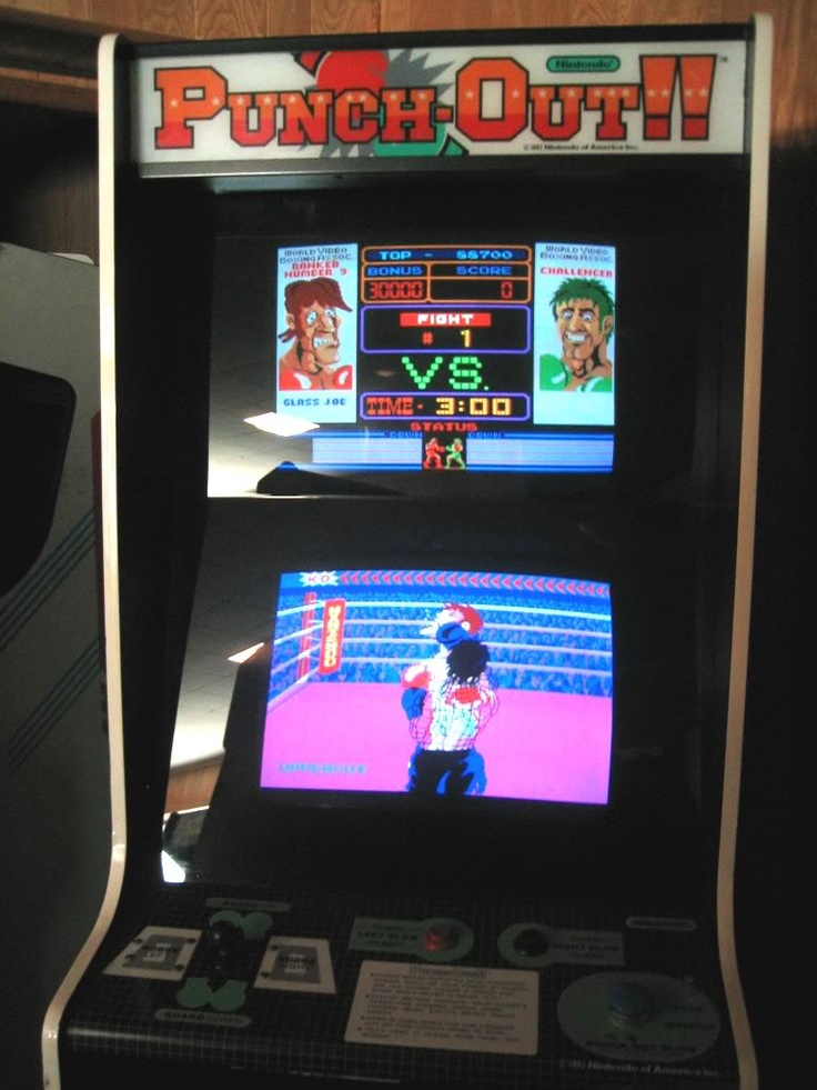 23 best Punch out images on Pinterest | Punch out, Video games and ...