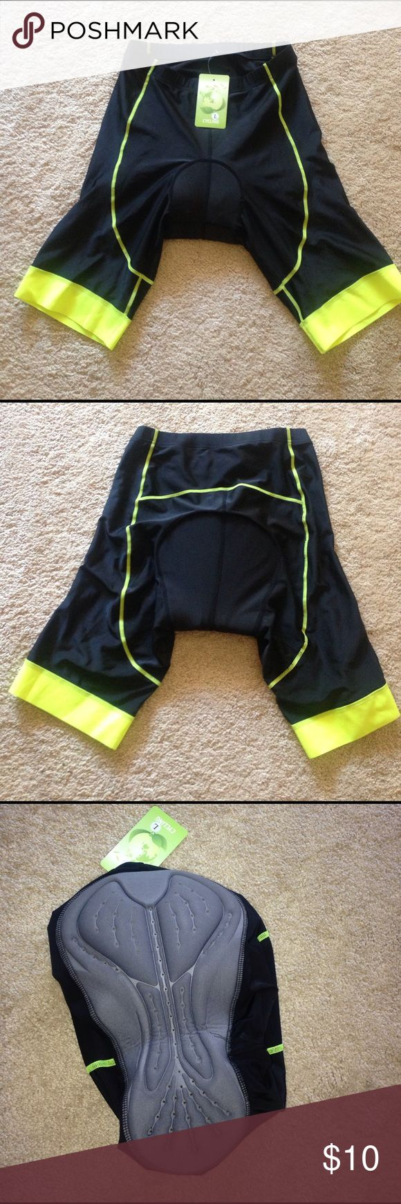 New!! Padded cycling shorts New men's padded cycling shorts from China. Ordered from EBay. Other