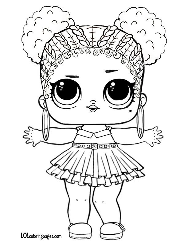 770 Large Lol Coloring Pages  Images