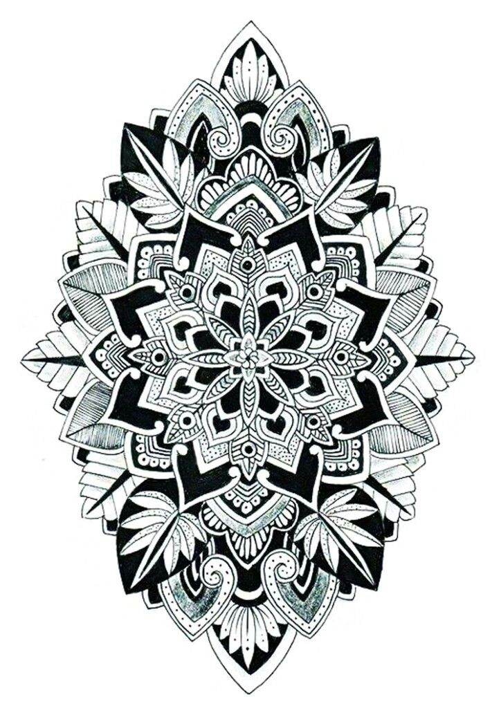 1262 best Zentangle Mandalas images on Pinterest