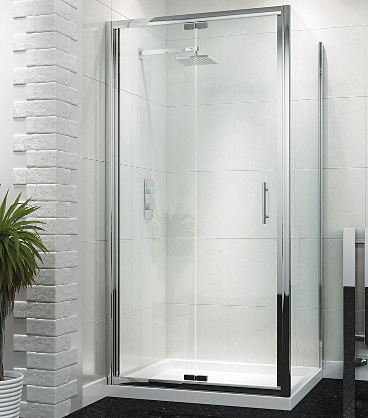 Best 25 bifold shower door ideas on pinterest doorway for 1750 high shower door