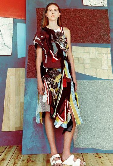 Jolie (Select) wears Annabel Vawser, Dazed CSM Q+A
