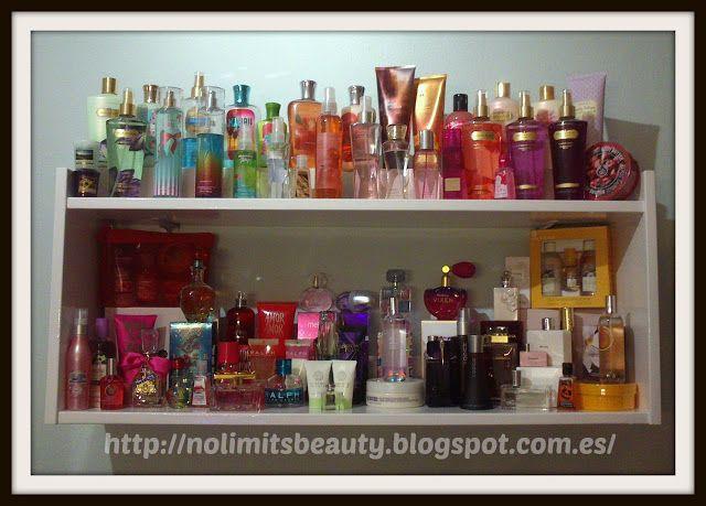 Mi colección de perfumes  http://nolimitsbeauty.blogspot.com.es/2013/09/mi-coleccion-de-perfumes.html
