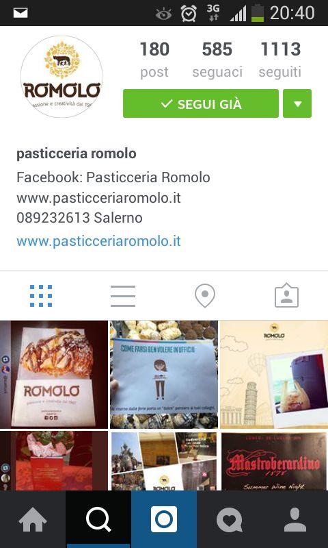 Pasticceria Romolo - Salerno (SA)