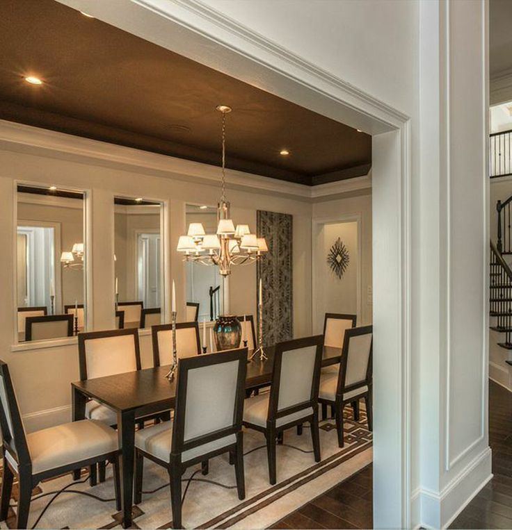 33 Best Dining Rooms Images On Pinterest