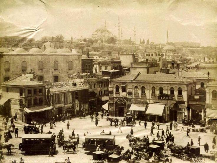 Eminönü, Istanbul (circa 1900)