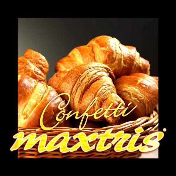 #confetti #confettimaxtris #maxtris #croissant #cornetto