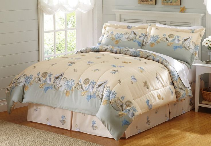 1000 Images About Beach Theme Bedding On Pinterest