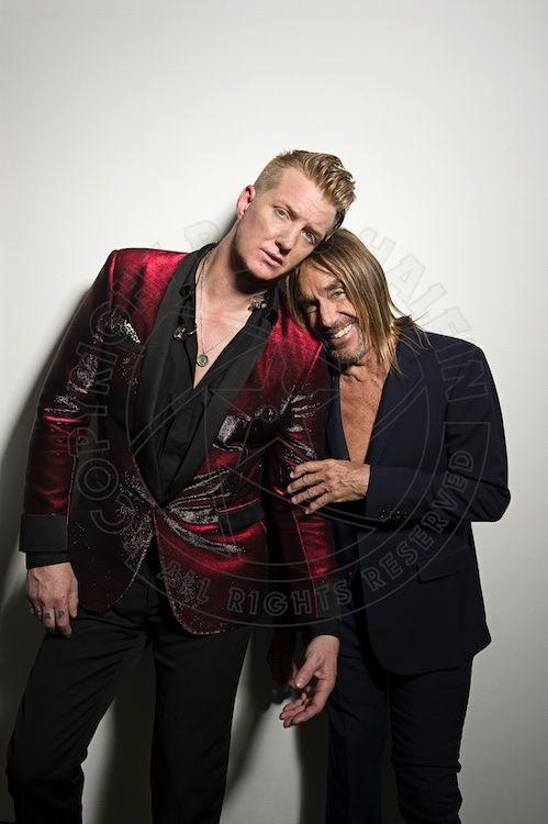 Josh Homme & Iggy Pop 05/2016