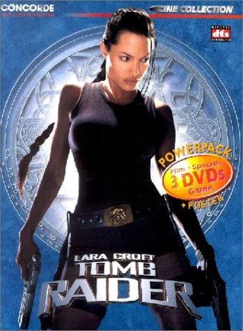 Lara Croft: Tomb Raider * IMDb Rating: 5,6 (102.002) * 2001 USA,UK,Japan,Germany * Darsteller: Angelina Jolie, Jon Voight, Iain Glen,
