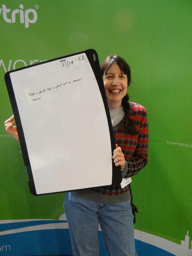 TIP #52 Keep a photo log as part of a #travel journal. #nytts #insuremytrip #Smartesttravelersalive