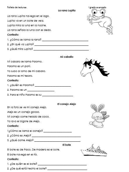Hola compañeros docentes aquí les dejo estas recopilación de actividades para promover la lectura en el primer ciclo de primaria,
