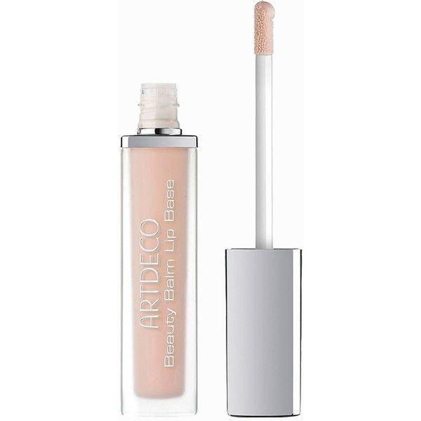 Artdeco Beauty Balm Lip Base ($17) ❤ liked on Polyvore featuring beauty products, makeup, hygiene, nude, womens-fashion, artdeco makeup, artdeco cosmetics, balm makeup, balm cosmetics and spf makeup