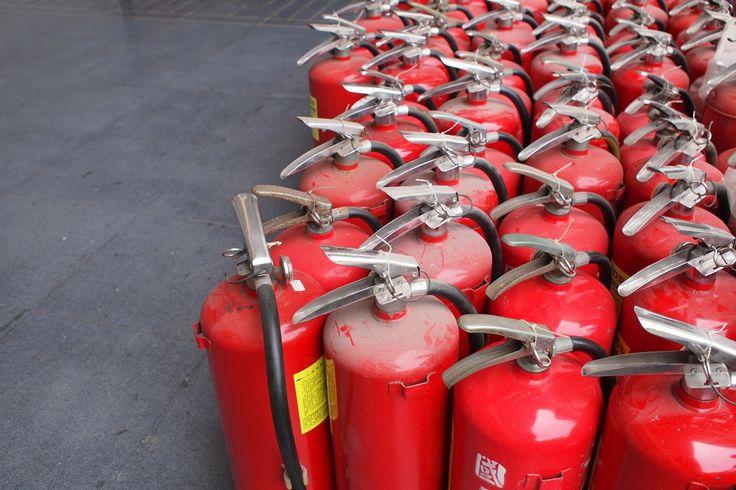 Pengertian Fire Extinguisher Alat Pemadam Kebakaran