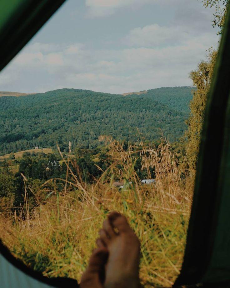 The more I travel the more I know about my unawareness #travel  #bieszczady #inthewoods #nadzikusa #poland http://www.madziala.pl