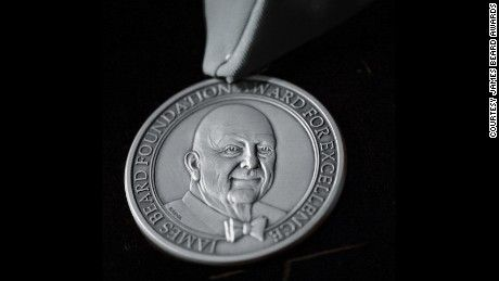 Where can you find the best restaurants and chefs in America? The James Beard Awards honors outstanding names in the food and beverage industry.