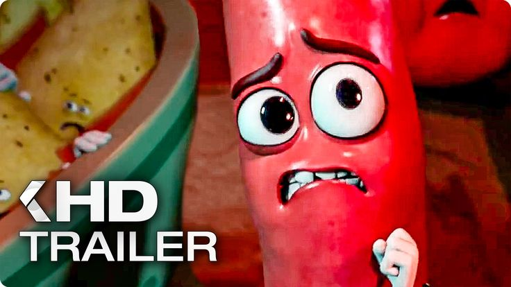 """Official """"Sausage Party"""" Movie Trailer 2016 