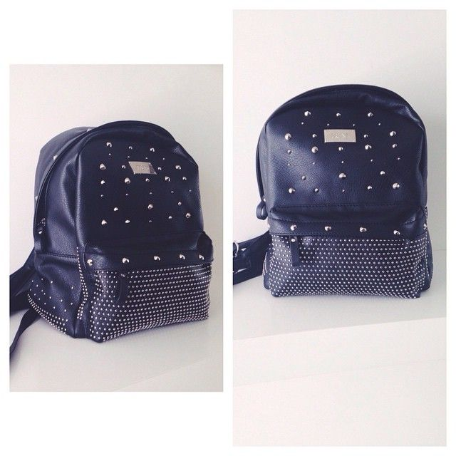 Now in Stores! #Backpack #Studs #AW15