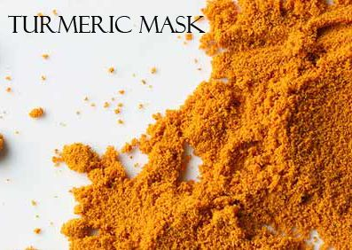 ♥ Indian Beauty Spot ♥ – Ayurveda Beauty – Turmeric Mask