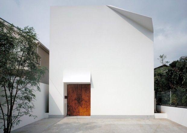 F-House par Yukio Hashimoto - Journal du Design