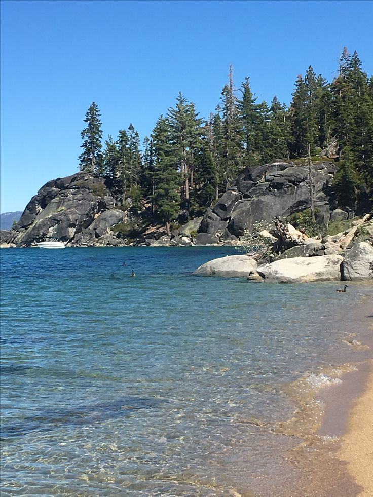 Lester Beach, Lake Tahoe, CA
