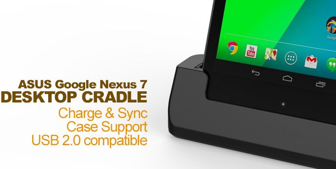 Google Nexus 7 2013 dock