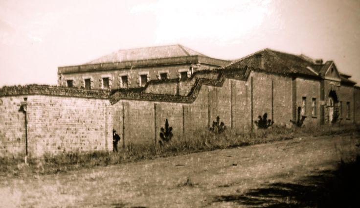 The old prison, Pietermaritzburg, Natal