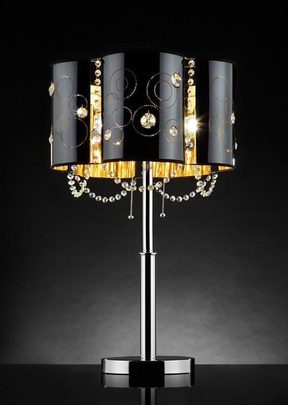 Ok Lighting OK-5135T Starry Night Table Lamp
