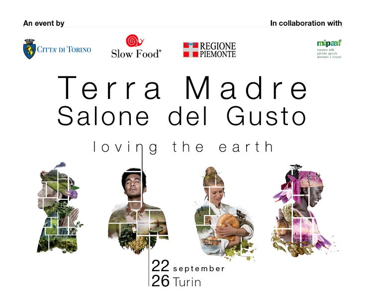 Terra Madre Salone del Gusto is the most important international event dedicated to food and gastronomy.