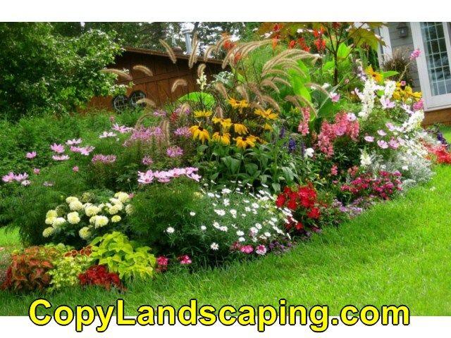 Landscaping Rocks Puyallup : Front yard landscaping home landscape designs yards