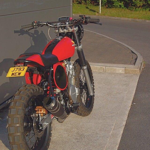 68 Best Honda CB 400 N Hawk Images On Pinterest
