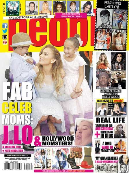 Fab Celeb Moms: #JLo and #Hollywood #momsters