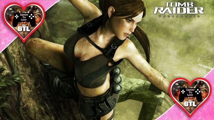 Tomb Raider Underworld - Demo Completo - NC -