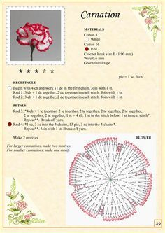Мобильный LiveInternet Альбом «The Book of Crochet Flowers» | Natali_Vasilyeva - Дневник Natali_Vasilyeva |
