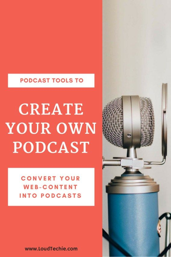 5 Best #Podcast #Tools To Create Your Own Podcast From Scratch  Creating podcast is on trend these days. Many #bloggers are getting into creating their own podcast #content to reach nonreaders #customers. A podcast is the #audio version of your text content.
